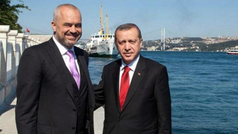 Rama dhe Erdogan takohen në Stamboll - Telegrafi