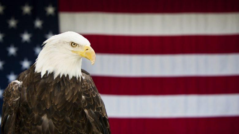 Si u bë shqiponja simbol kombëtar i Amerikës?