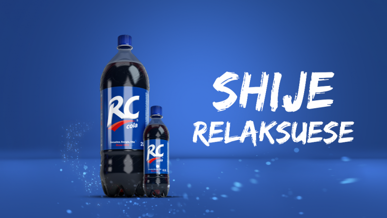 RC Cola – shije relaksuese