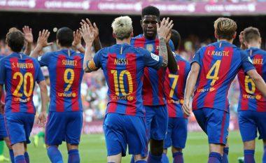 Harrojeni MSN-në: Ky është lojtari vendimtar i Barçës, kur ai starton kataluniasit gjithmonë fitojnë