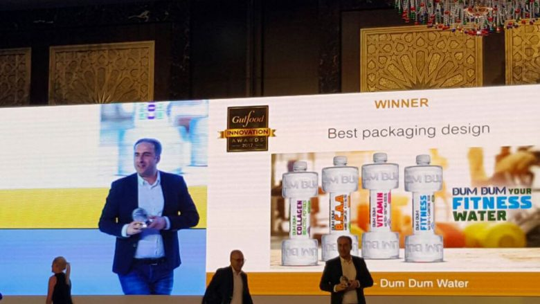 "DumDum Fitness Water nga 'Bibita' fitues i dy kategorive në panairin ""Gulfood Innovation Awards"""