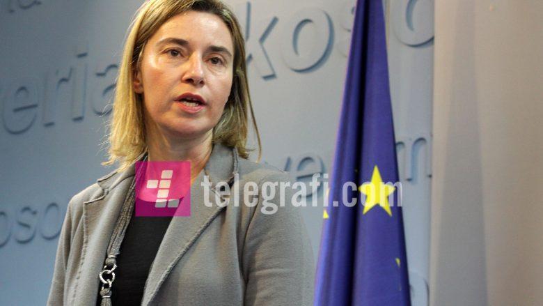 Organizatat e shoqërisë civile nga Kosova dhe Serbia, letër Mogherinit, i kërkojnë të shprehet kundër ndarjes së Kosovës