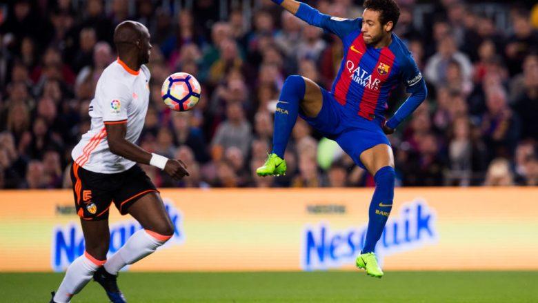 Neymar 'dridh' Barcelonën: Dua të luaj në Ligën Premier