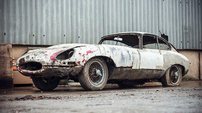 Interesim i madh, për Jaguarin e shkatërruar e të harruar për 20 vite (Foto)