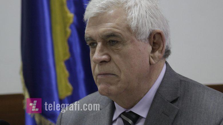 Plagoset me armë zjarri avokati Azem Vllasi (Foto)