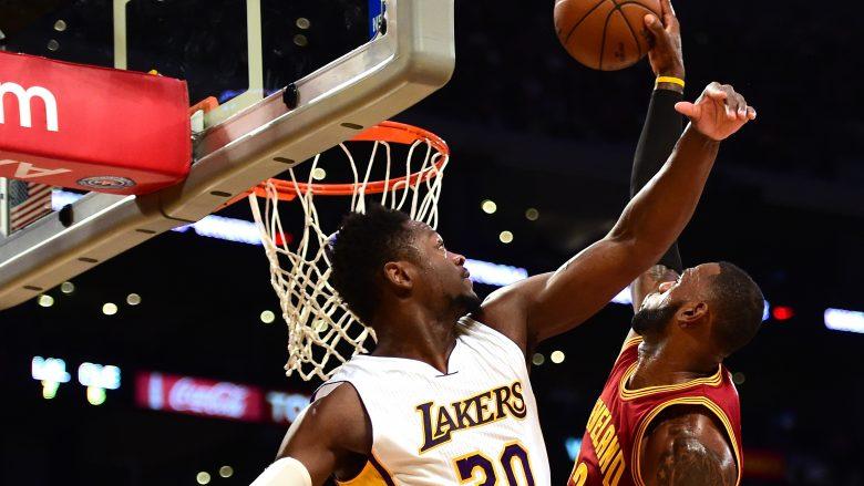 Clevelandi nënshtron LA Lakers, San Antonio rigjen fitoren
