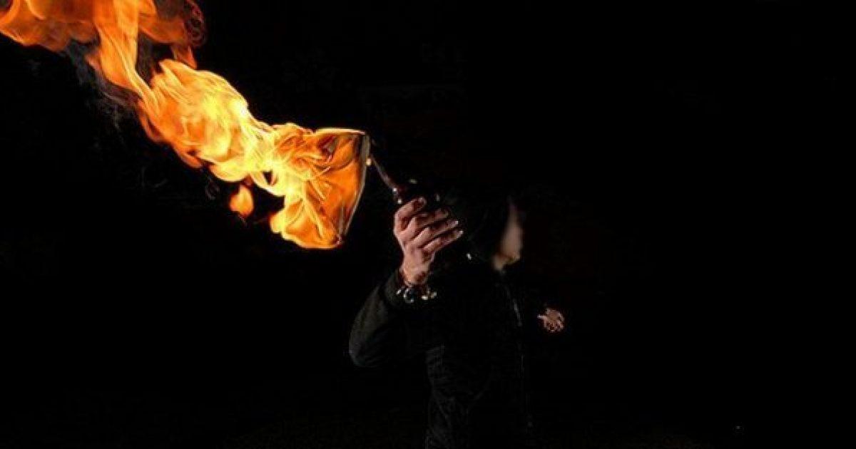 I djegin veturën me koktej molotovi në Shtërpcë