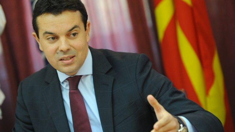 Poposki mbajti fjalim para studentëve të sigurisë nga Shkupi, Beogradi dhe Zagrebi