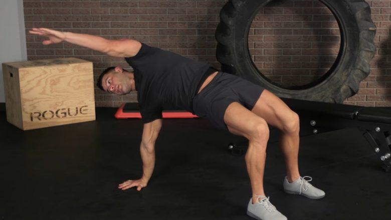 Për fillim të mirë të ditës: Tendosje e muskujve për të rritur lëvizshmërinë e trupit (Video)