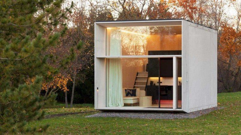 Shtëpia që ka ngazëllyer tërë botën: Mund të paketohet dhe të vendoset atje ku keni dëshirë!