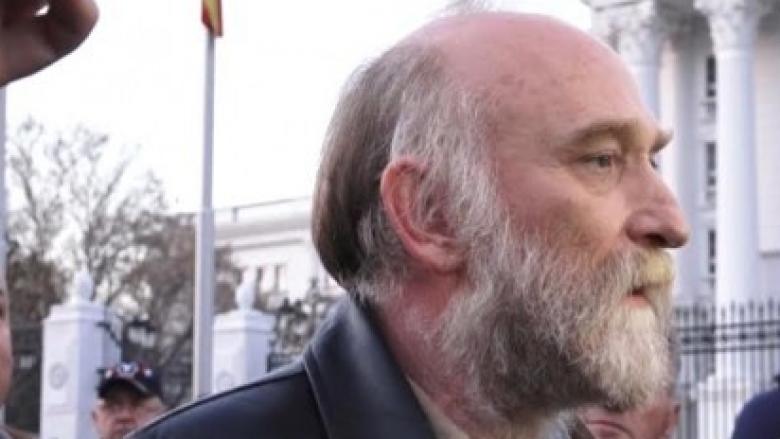 Jovanovski: Nuk i kam udhëhequr protestat, kam protestuar si qytetar