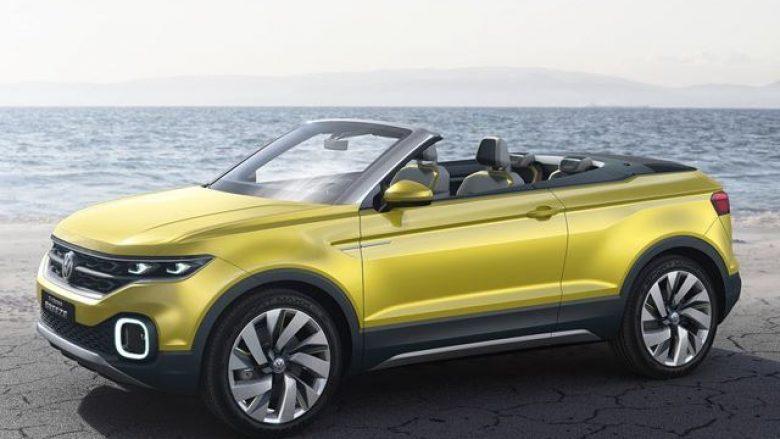 Volkswagen do të krijojë një SUV që bazohet në Polo (Foto)