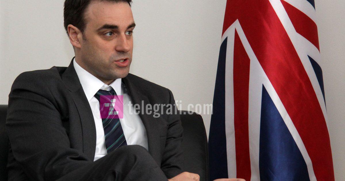 Ambasadori O'Connell: Kosova meritoi fitore