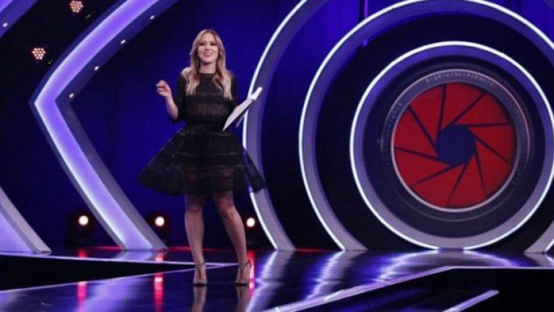 A e dini sa qindra euro kushton fustani i Arbana Osmanit që e veshi në natën e parë të Big Brother Albania 9? (Foto)