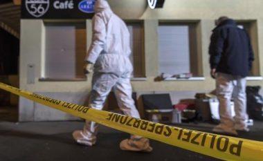 Dy shqiptarë qëllohen për vdekje në një kafene në Zvicër, plagoset një i tretë (Video)