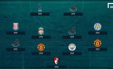 Formacioni i javës së 27-të në Ligën Premier (Foto)