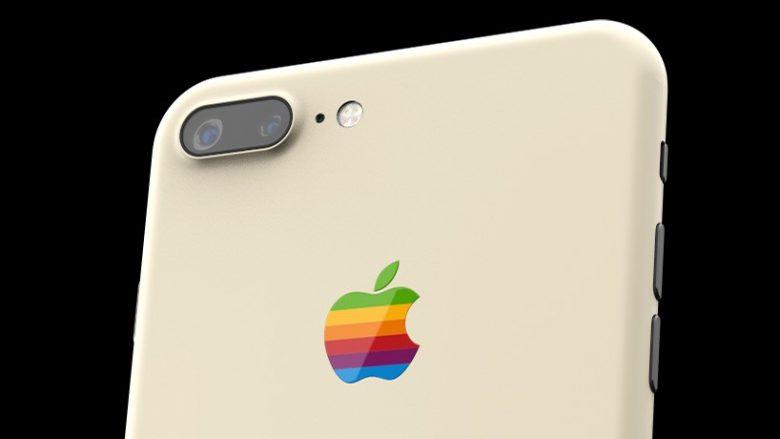 iPhone 7 Plus me pamjen e Mac të viteve 80-ta kushton 1900 dollarë