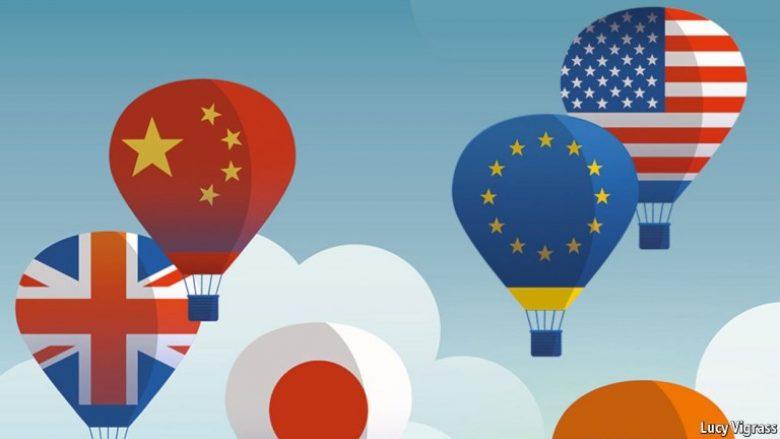 Ekonomia globale me ngritje të sinkronizuara