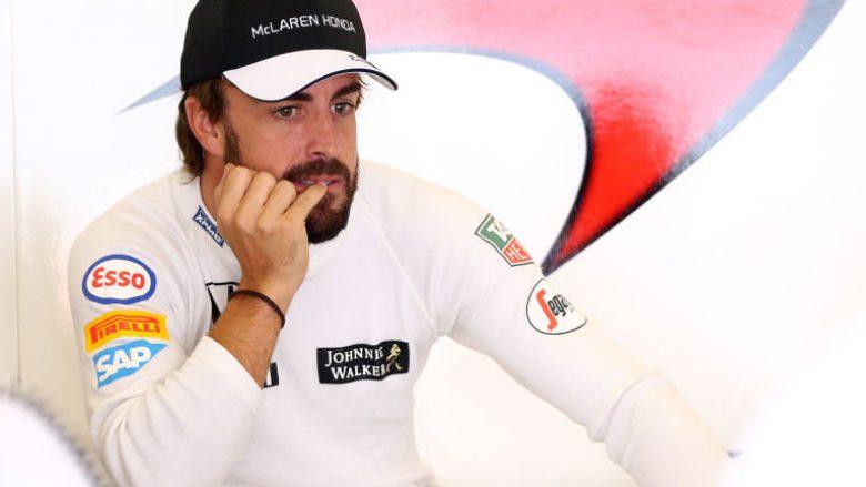 Alonso-McLaren, rinovimi varet nga paraqitja e MCL32
