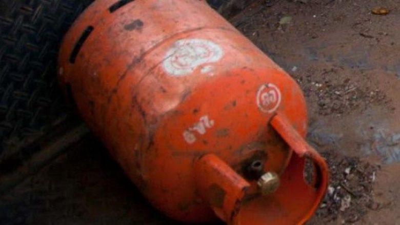 Vdes fëmija nga shpërthimi i bombolës së gazit
