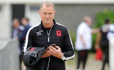 Gazetari zbulon prejardhjen arbëreshe të De Biasit, trajneri një herë e mohon pastaj thotë se 'e dija që jam shqiptar'
