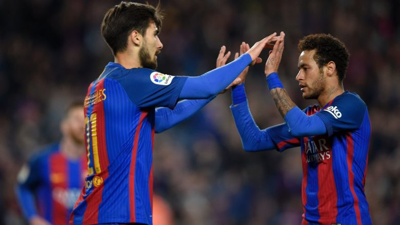 Enrique: Gomes shumë i vlefshëm për Barçën