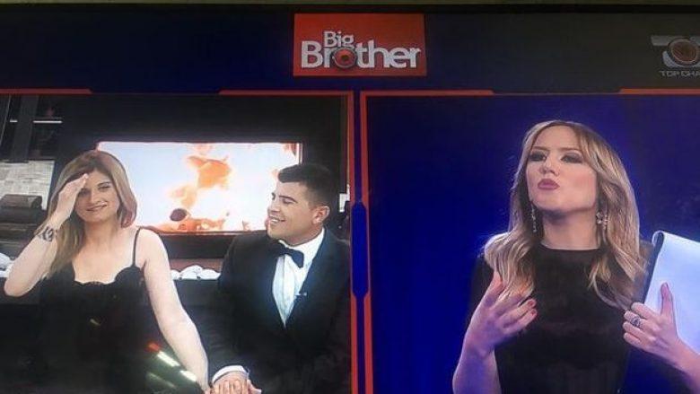 Big Brother: Historia rrënqethëse e Ejonës, si i shpëtoi kancerit 23-vjeçarja (Foto)
