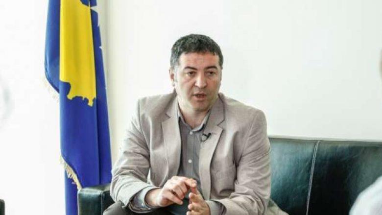 Lirak Çelaj dorëhiqet nga posti i zëvendësministrit