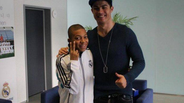 Nga fansi i çmendur i Cristiano Ronaldos, tani gati për të zënë vendin e tij te Real Madridi (Foto)
