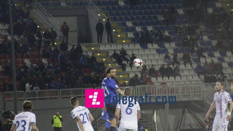 Atdhe Nuhiu debuton me gol për Kosovën (Video)