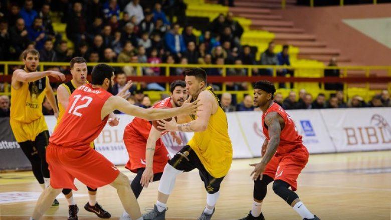 Peja kërkon gjysmëfinalen e dytë në Ligën Ballkanike