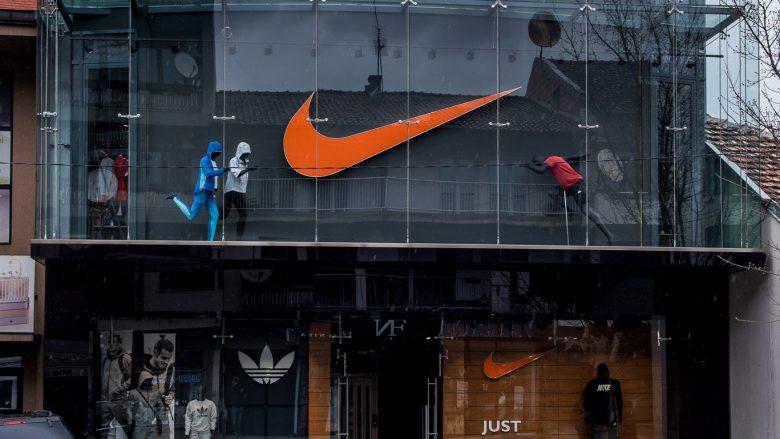 """Hapet qendra """"Nike Shop"""" në Pejë, më e madhja në rajon (Foto)"""