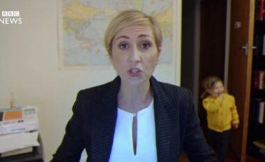 Intervista e shumëpërfolur e BBC – kështu do të përballej një grua me një situatë të tillë? (Video)