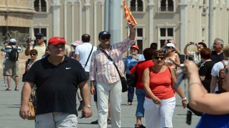 Rritet numri i turistëve në Maqedoni, më të numërt vizituesit nga Turqia