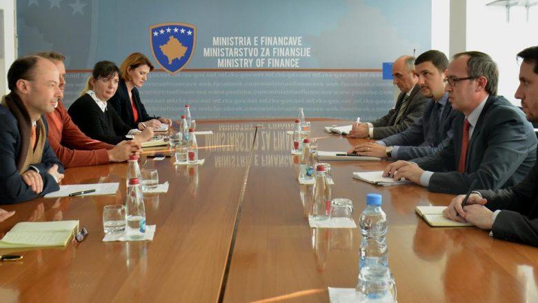 Banka Botërore mbështet Kosovën në zhvillimin e sektorit të ujitjes së tokave bujqësore