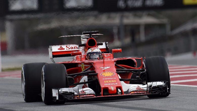 Ricciardo: Vettel duket sikur fluturon