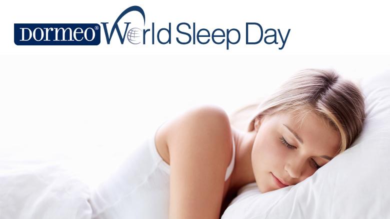 Dormeo feston Ditën Botërore të Gjumit, dhe është sponsori krenar i kësaj dite