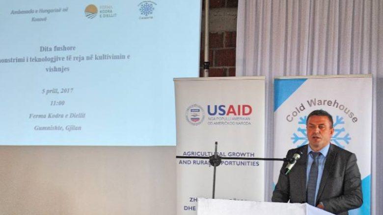 Januzi: Ditët fushore të rëndësishme për sektorin e bujqësisë