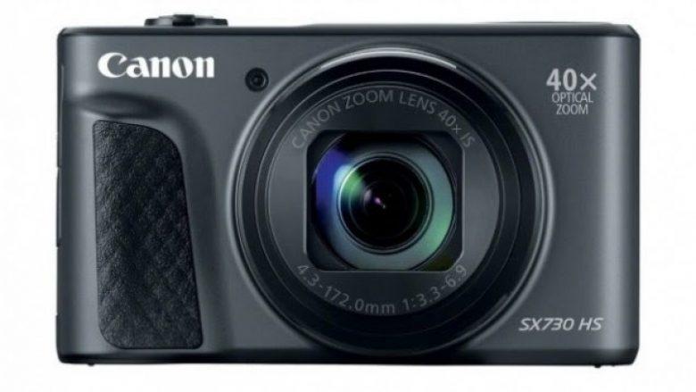 Arrin fotoaparati digjital Canon PowerShot SX730 HS (Foto)