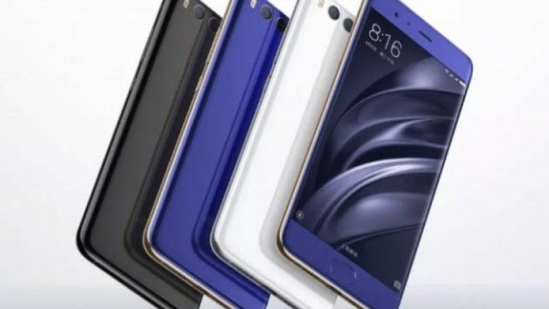 Vjen telefoni i ri Xiaomi Mi 6 (Foto)