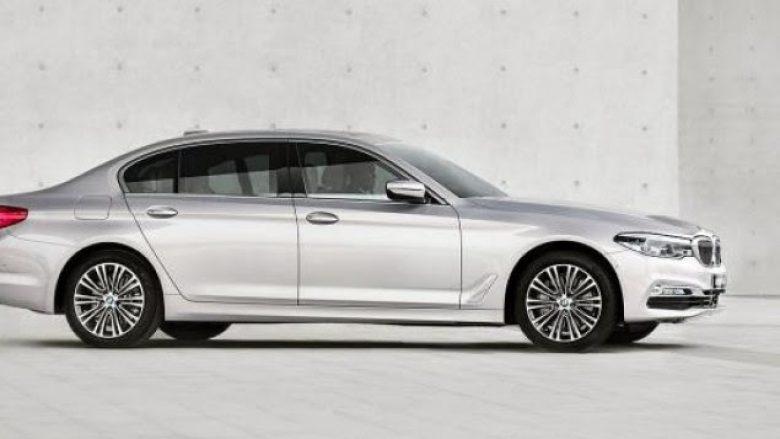 BMW prezantoi Serinë 5 për tregun kinez (Foto)