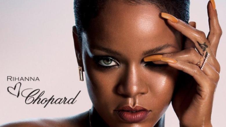Rihanna sjellë koleksion diamantësh
