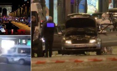 Publikohen pamjet e para të shtënave në Paris, ku humbën jetën dy policë (Foto/Video)