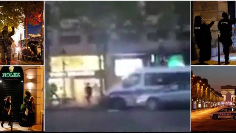 """Para se të vritej sulmuesi në Paris kishte bërtitur """"dua të vras policë"""""""