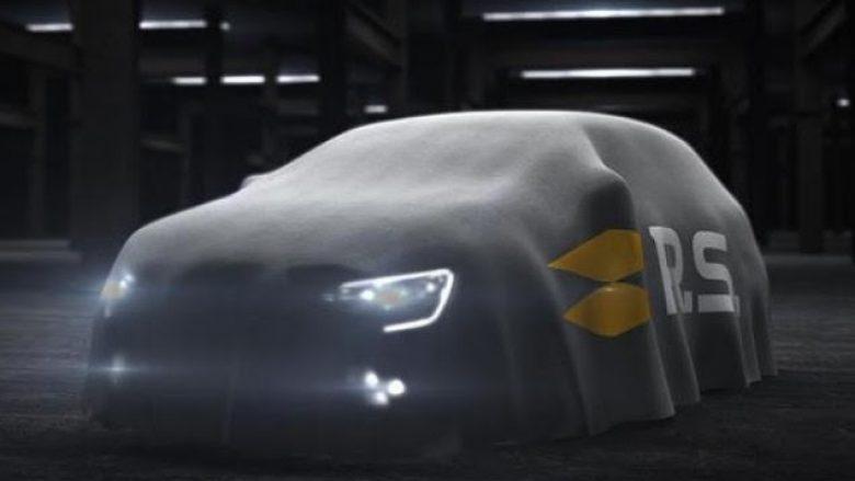 Renault Megane RS i ri do të ketë mbi 300 kuaj fuqi
