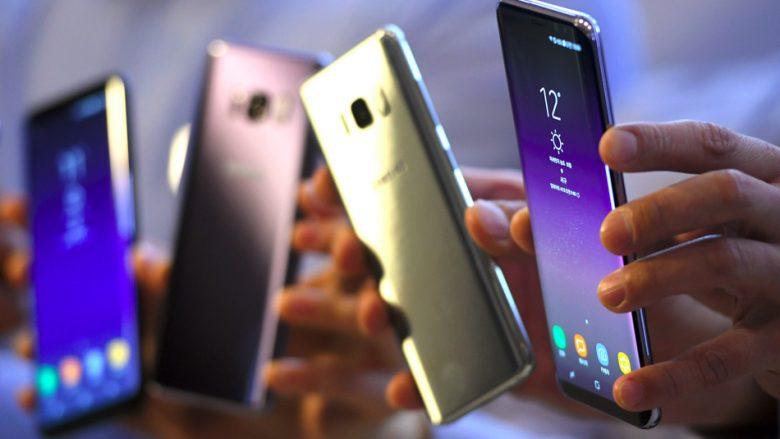 Samsung shet 55 milionë njësi të telefonave Galaxy