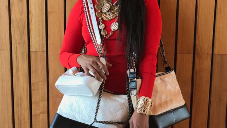 Njihuni me çantën që po pushton gjithë adhuruesit e modës