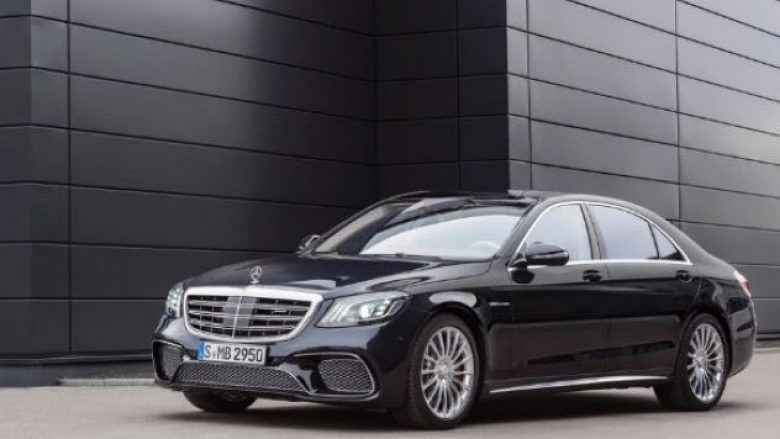 Mercedes prezantoi modelin e ridizajnuar S (Foto)