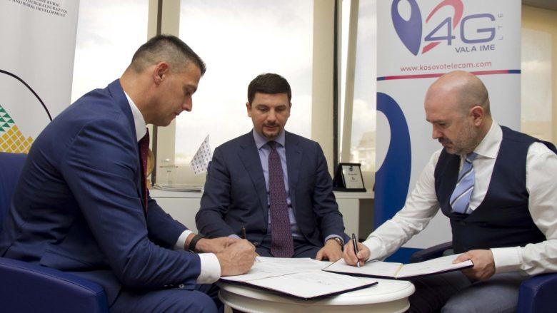 MBPZHR dhe Telekomi i Kosovës mbështesin platformën 'Bujku'
