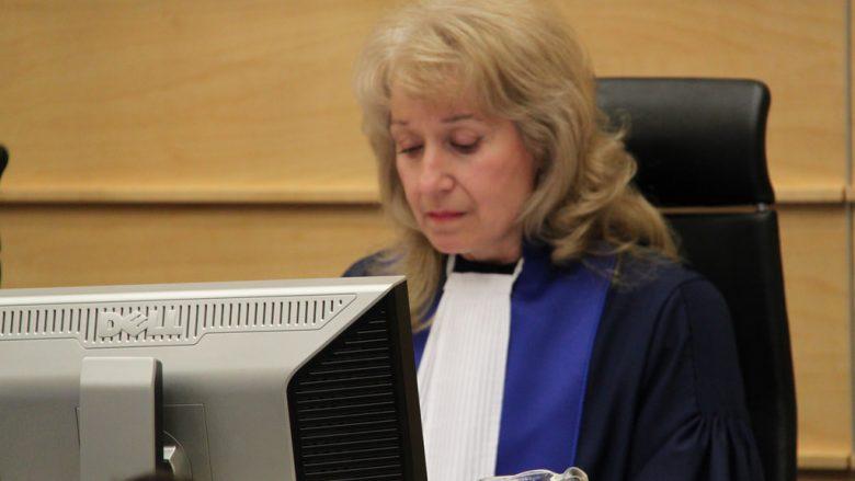 Trendafilova deklarohet mbi Vendimin e Dhomës së Specializuar të Gjykatës Kushtetuese